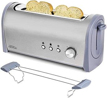 Cecotec Steel & Toast 1L