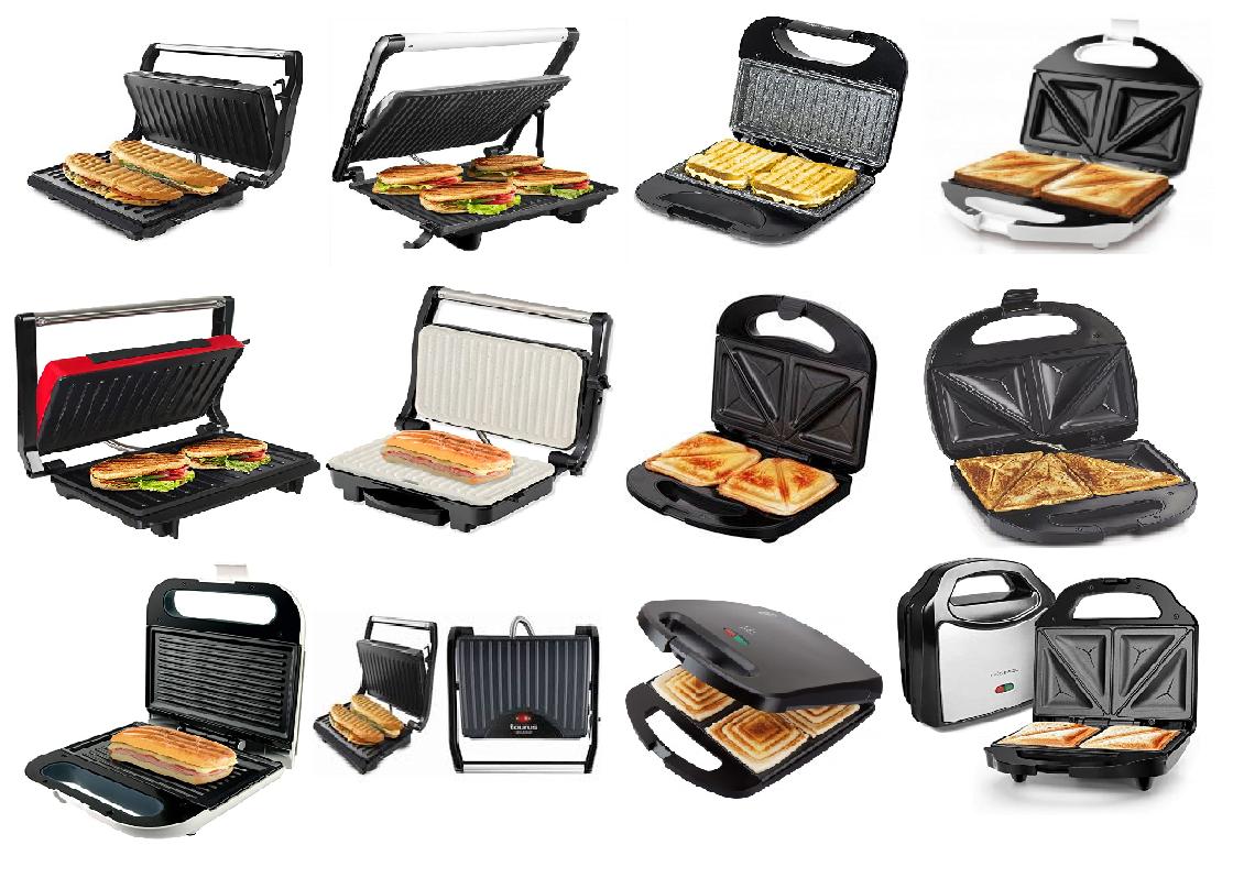 Mejores sandwicheras y grills